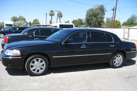 Private Town Car Service Los Angeles